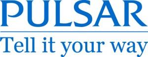 Pulsar logo blaa